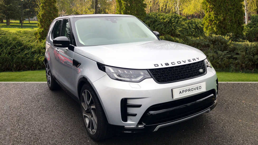 Land Rover Discovery 3.0 Supercharged Si6 HSE 5dr + Pano Roof + 5+2 Seat -  Automatic 4x4 (2017) image