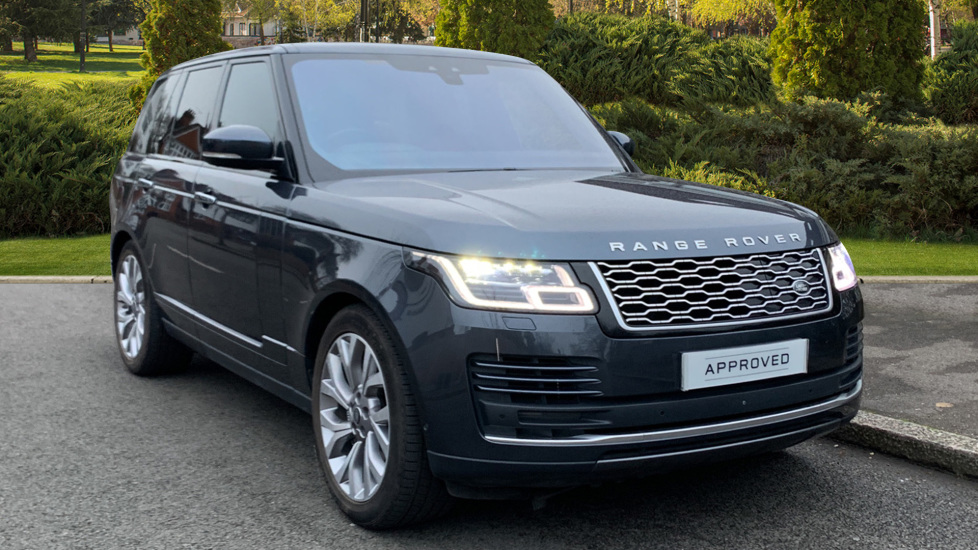 Land Rover Range Rover 2.0 P400e Autobiography 4dr Petrol/Electric Automatic Estate (2018) image