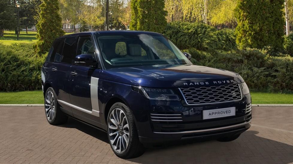 Land Rover Range Rover 5.0 V8 S/C Autobiography 4dr Automatic Estate (2018) image