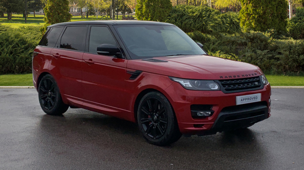 Land Rover Range Rover Sport 3.0 SDV6 [306] Autobiography Dynamic 5dr - Sliding Panoramic Roof - Privacy Glass -  Diesel Automatic Estate (2016) image