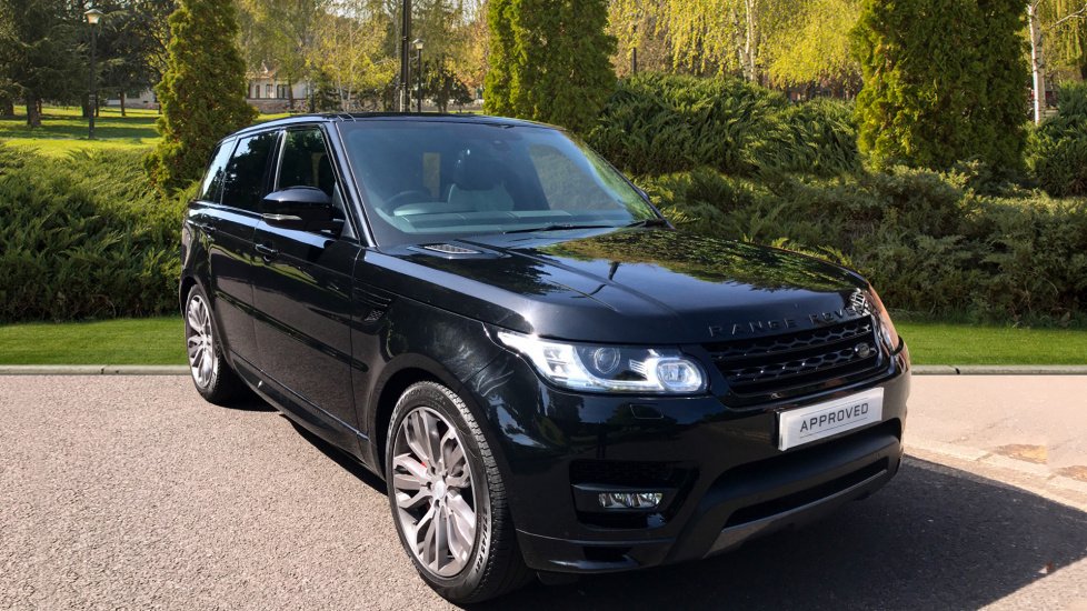 Land Rover Range Sport 3 0 Sdv6 306 Autobiography Dynamic 5dr Sliding Panoramic Roof Privacy Gl Sel Automatic Estate 2016 At