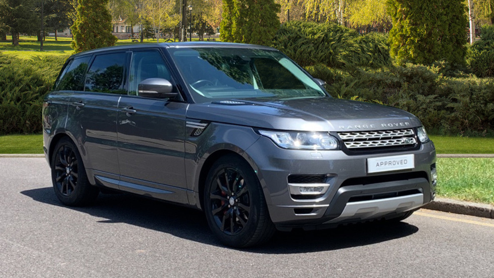 Land Rover Range Rover Sport 3.0 SDV6 [306] HSE 5dr - Fixed Panoramic Roof - Privacy Glass -  Diesel Automatic Estate (2016) image