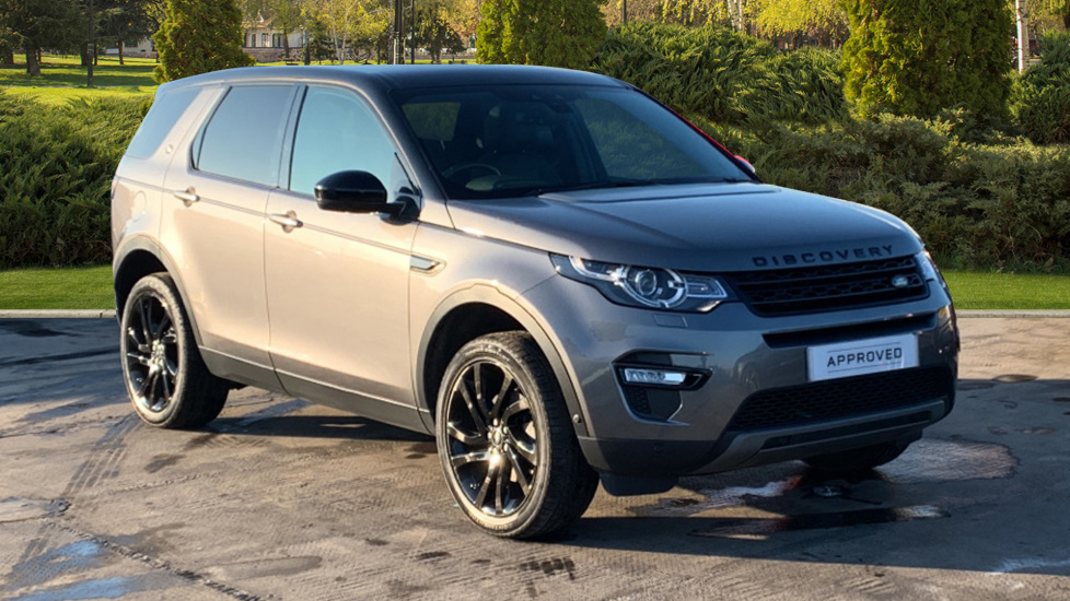 Land Rover Discovery Sport 2.0 TD4 180 HSE Luxury 5dr - Fixed Panoramic Roof - Privacy Glass Diesel Automatic Estate (2016) image