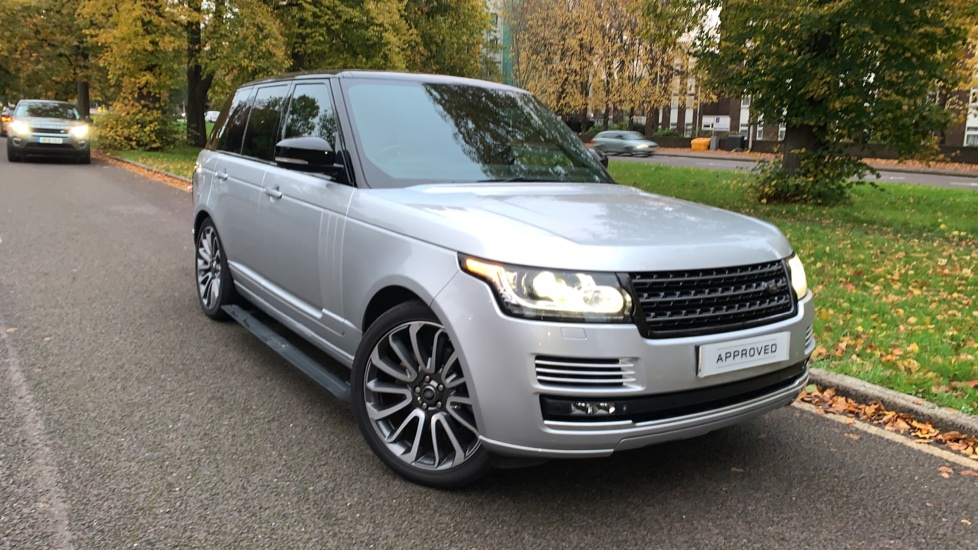 Land Rover Range Rover 3.0 TDV6 Autobiography 4dr - Sliding Panoramic Roof - Privacy Glass -  image 33