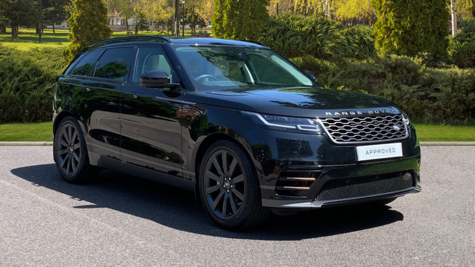 Land Rover Range Rover Velar 2.0 D240 R-Dynamic HSE 5dr - Sliding Panoramic Roof - Privacy Glass -  Diesel Automatic Estate (2019)