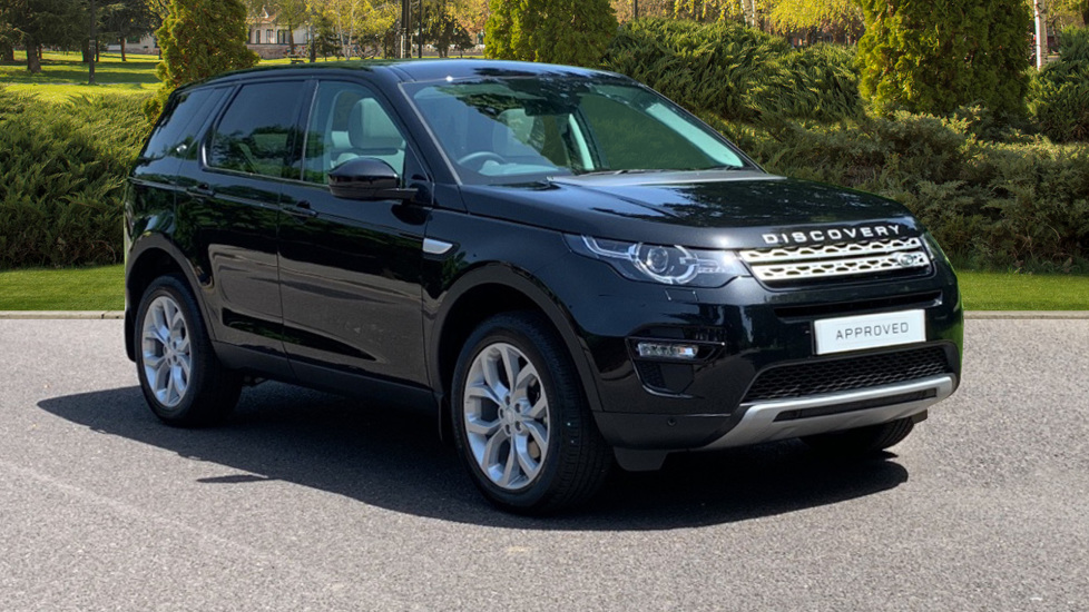 Land Rover Discovery Sport 2.0 Si4 240 HSE 5dr - Privacy Glass - Fixed Panoramic Roof - 5+ 2 Seats ** Demo Car** Automatic Estate (2019) at Land Rover Woodford thumbnail image