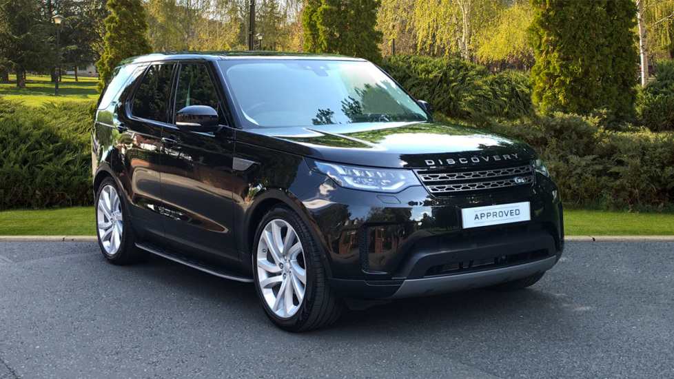 Land Rover Discovery 3.0 SDV6 Anniversary Edition 5dr - Fixed Panoramic Roof - Privacy Glass - 5+2 Seats Diesel Automatic 4x4 (2019)