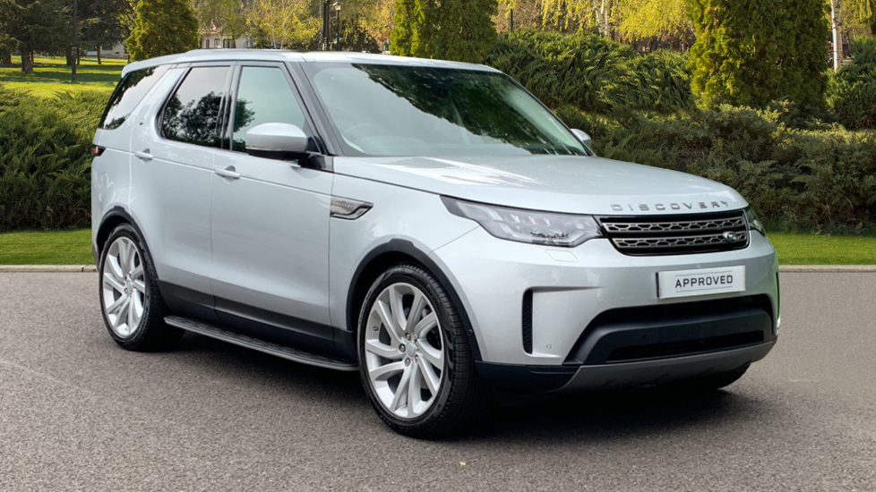 Land Rover Discovery 3.0 SDV6 Anniversary Edition 5dr - Fixed Panoramic Roof - Privacy Glass - 5+2 Seats Diesel Automatic 4x4 (2019) available from Lamborghini Chelmsford thumbnail image