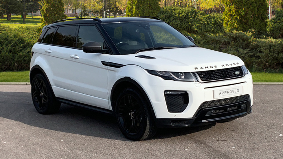 Land Rover Range Rover Evoque 2.0 Si4 HSE Dynamic Lux 5dr - Fixed Panoramic Roof - Privacy Glass  Automatic Hatchback (2015) image