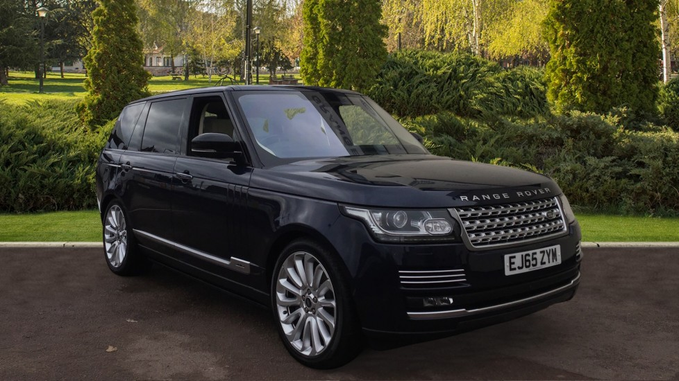 Land Rover Range Rover 4.4 SDV8 Autobiography 4 dr Diesel Automatic 4 door 4x4 (2016)