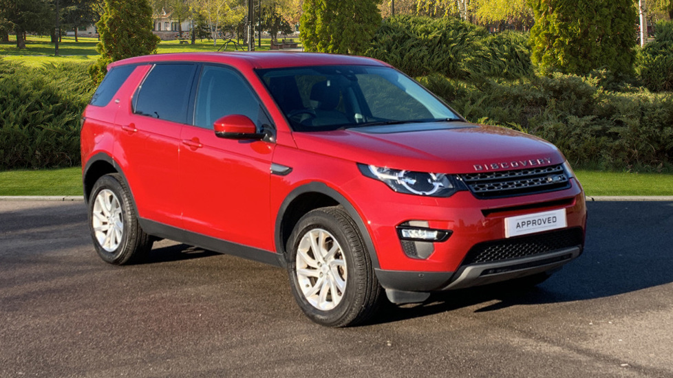 Land Rover Discovery Sport 2.0 TD4 180 SE Tech 5dr -  5+2 Seats  - Privacy Glass -   Diesel Estate (2016) image