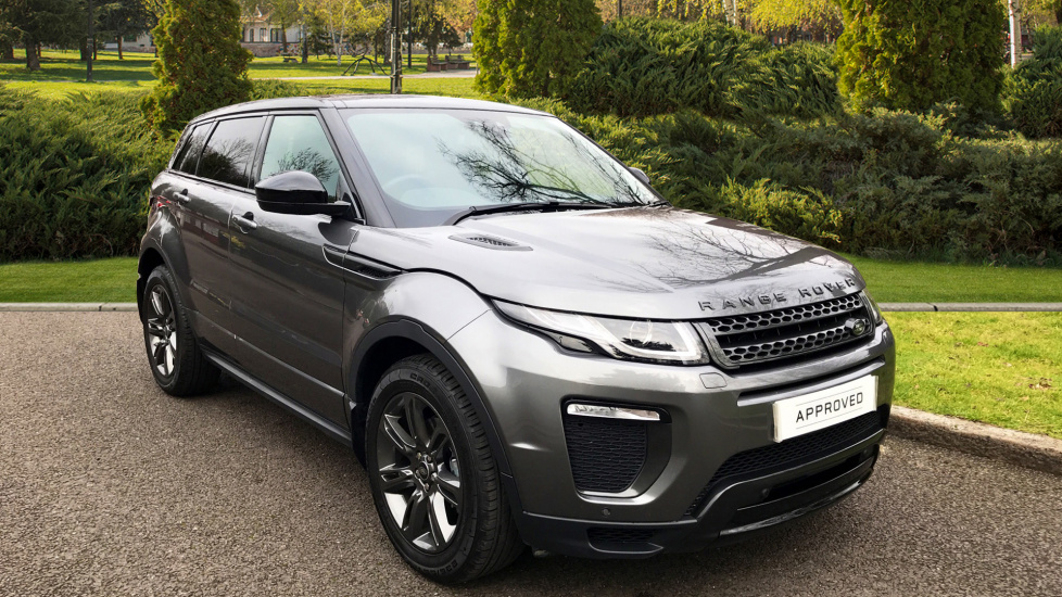 Land Rover Range Rover Evoque 2.0 TD4 Landmark 5dr + Fixed Panoramic Roof - Privacy Glass Diesel Automatic Hatchback (2018) image