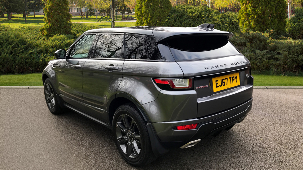 land rover range rover evoque 2 0 td4 landmark 5dr fixed panoramic roof privacy glass diesel. Black Bedroom Furniture Sets. Home Design Ideas