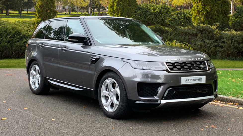 Land Rover Range Rover Sport 2.0 P400e HSE 5dr - Fixed Panoramic Roof - Privacy Glass - ** Low Mileage Car** Petrol/Electric Automatic 4 door Estate (2019) image