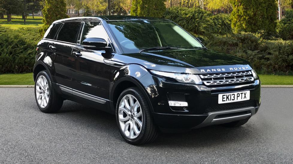 Land Rover Range Rover Evoque 2.2 SD4 Pure 5dr - DAB Radio - Bluetooth - Meridian Sound System Diesel Hatchback (2013) image