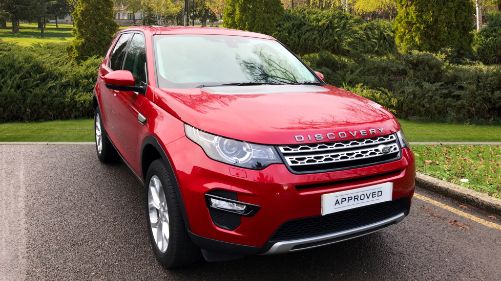 Land Rover Discovery Sport 2.0 TD4 180 HSE 5dr - Fixed Panoramic Roof - Privacy Glass - 5+2 Seats -  Diesel Automatic Estate