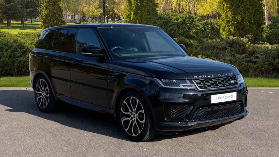 Land Rover Range Rover Sport 3.0 SDV6 HSE Dynamic 5dr - Sliding Panoramic Roof - Privacy Glass - Rear Seat Entertainment -  Diesel Automatic Estate (2018) at Land Rover Woodford thumbnail image