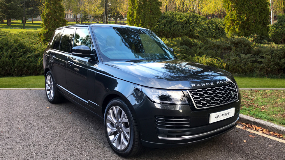Land Rover Range Rover 5.0 V8 S/C Autobiography 4dr - Sliding Panoramic Roof - Privacy Glass - Massage Seats -  Automatic 5 door Estate (2018) image