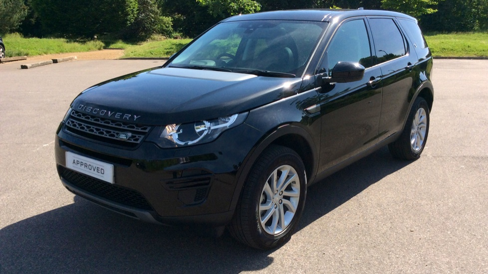 Land Rover Discovery Sport 2.0 TD4 180 SE 5dr - Privacy Glass - Fixed Panoramic Roof - 7 Seats image 30