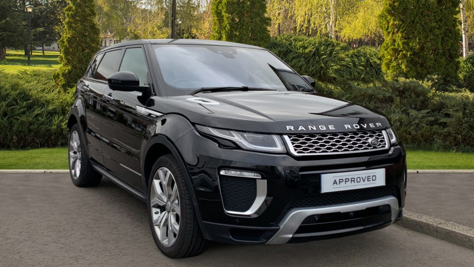 Land Rover Range Rover Evoque 2.0 TD4 Autobiography 5dr - Fixed Panoramic Roof - Privacy Glass - Head up Display Diesel Automatic Hatchback (2017)