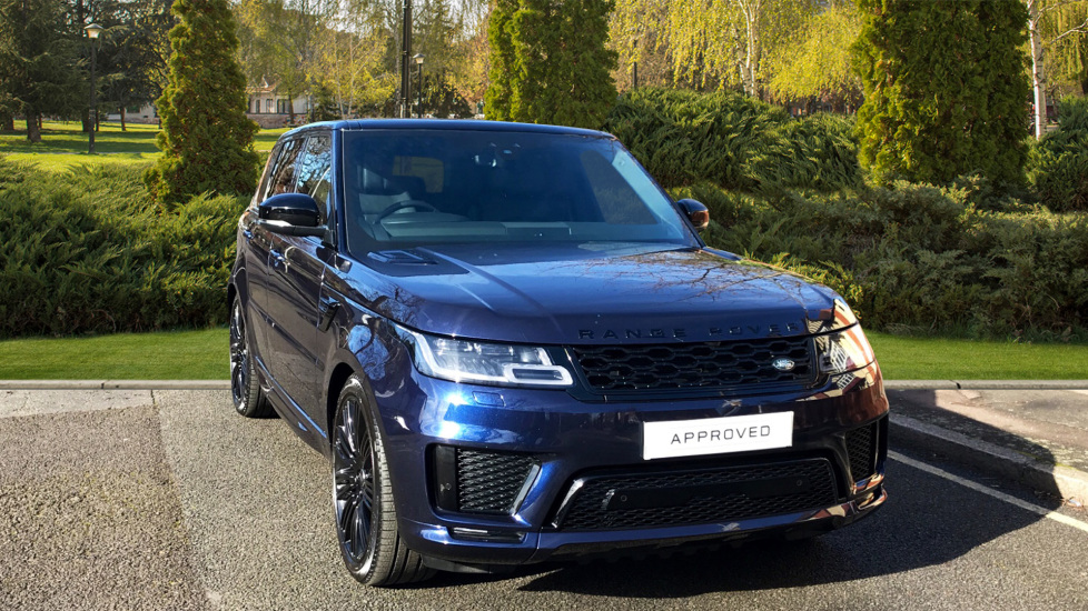 Land Rover Range Rover Sport 3.0 SDV6 HSE Dynamic 5dr - Sliding Panoramic Roof - Privacy Glass  Diesel Automatic Estate (2018) at Land Rover Woodford thumbnail image
