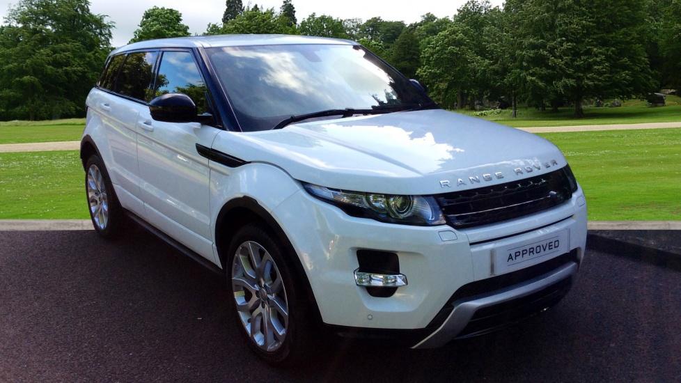 Land Rover Range Rover Evoque 2.2 SD4 Dynamic 5dr [9] Diesel Automatic Hatchback (2014)