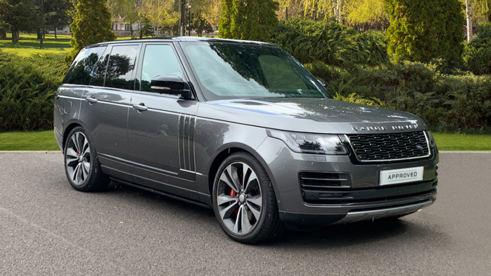 Land Rover Range Rover 5.0 V8 S/C 565 SVAutobiography Dynamic 4dr - Sliding Panoramic Roof - Privacy Glass - **High  Spec** Automatic 5 door Estate (2018) image