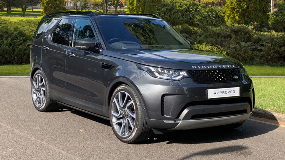 Land Rover Discovery 2.0 Si4 HSE Luxury 5dr - Sliding Panoramic Roof - Privacy Glass -  Automatic 4x4 (2019)