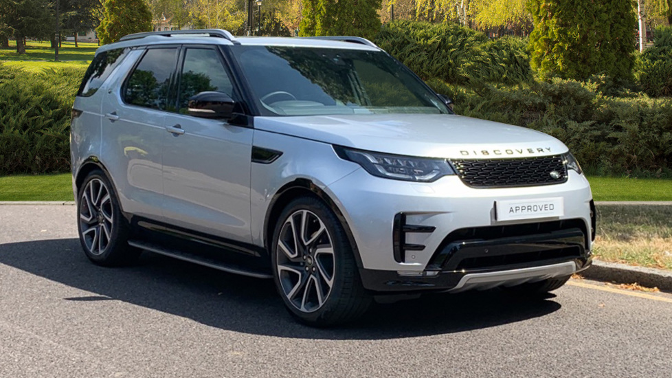Land Rover Discovery 2.0 Si4 HSE 5dr - Sliding Panoramic Roof - Privacy Glass - 5+2 Seats -  Automatic Estate (2019)
