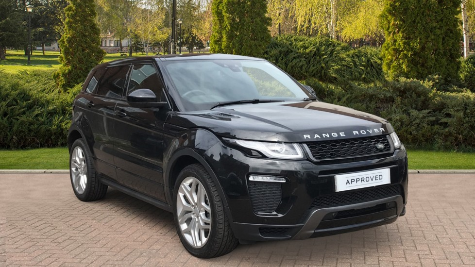 Land Rover Range Rover Evoque 2.0 TD4 HSE Dynamic 5dr Diesel Automatic 4 door Hatchback
