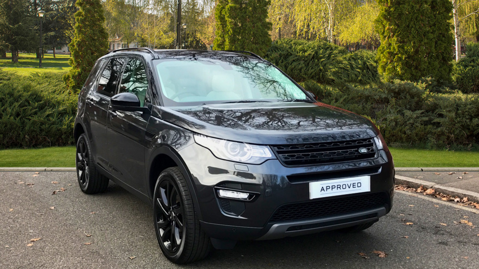 Land Rover Discovery Sport 2.0 Si4 240 HSE 5dr - Fixed Panoramic Roof - Privacy Glass - 5+2 Seats - Automatic 4x4 (2018) available from Lamborghini Chelmsford thumbnail image