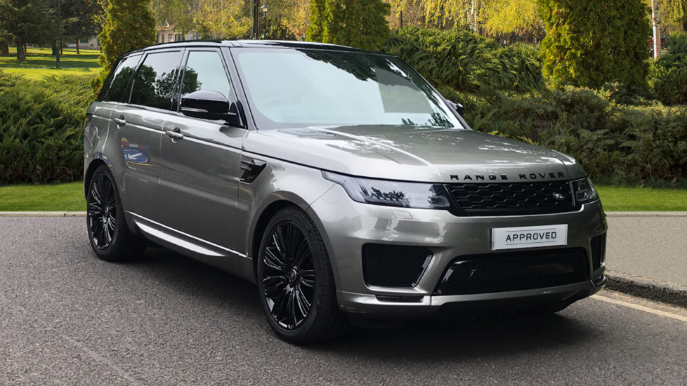Land Rover Range Rover Sport 3.0 SDV6 HSE Dynamic 5dr - Sliding Panoramic Roof - Privacy Glass - Black Pack Diesel Automatic Estate (2018)
