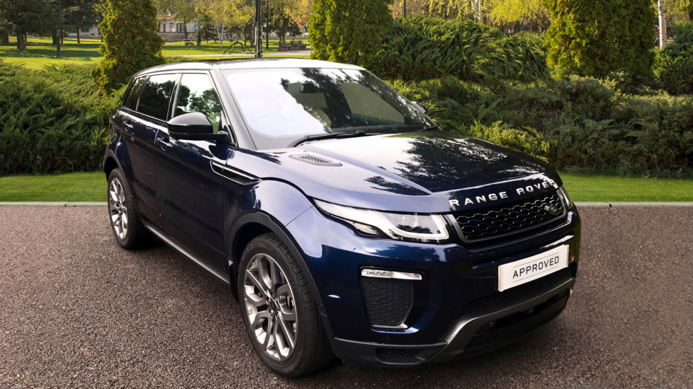 Land Rover Range Rover Evoque 2.0 SD4 HSE Dynamic Lux 5dr - Fixed Panoramic Roof - Privacy Glass - Head Up Display -  Diesel Automatic Hatchback (2018) image