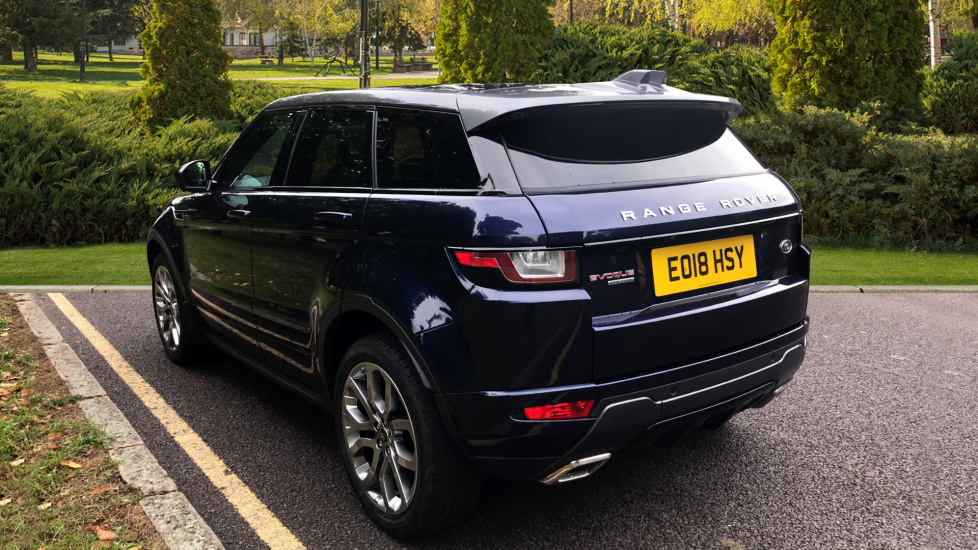 Land Rover Range Rover Evoque 2.0 SD4 HSE Dynamic Lux 5dr - Fixed Panoramic Roof - Privacy Glass - Head Up Display -  image 2