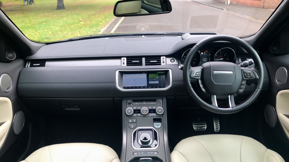 Land Rover Range Rover Evoque 2.0 SD4 HSE Dynamic Lux 5dr - Fixed Panoramic Roof - Privacy Glass - Head Up Display -  image 9