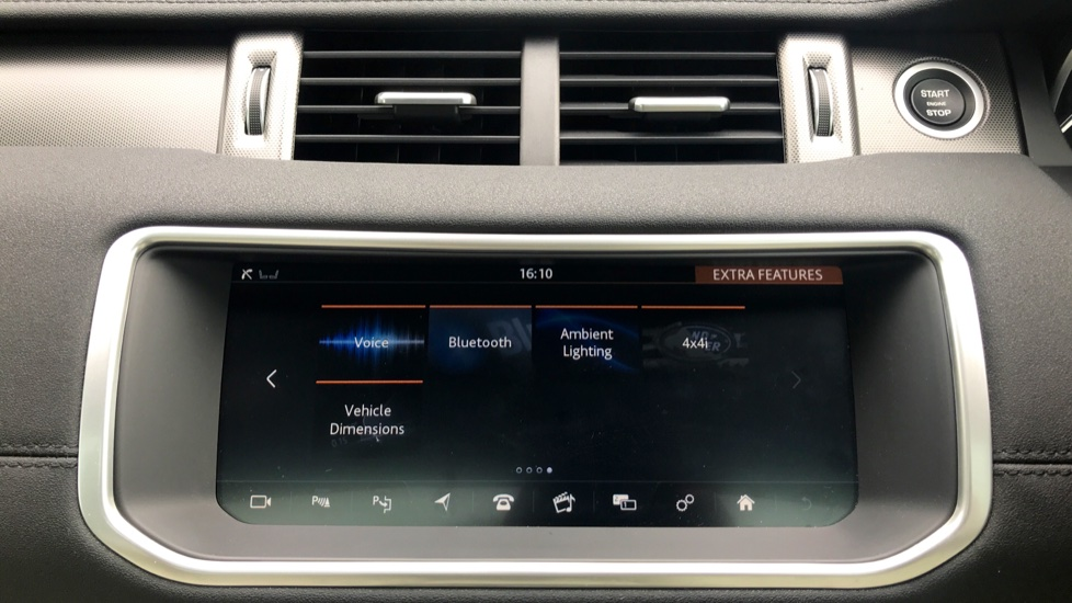 Land Rover Range Rover Evoque 2.0 SD4 HSE Dynamic Lux 5dr - Fixed Panoramic Roof - Privacy Glass - Head Up Display -  image 19