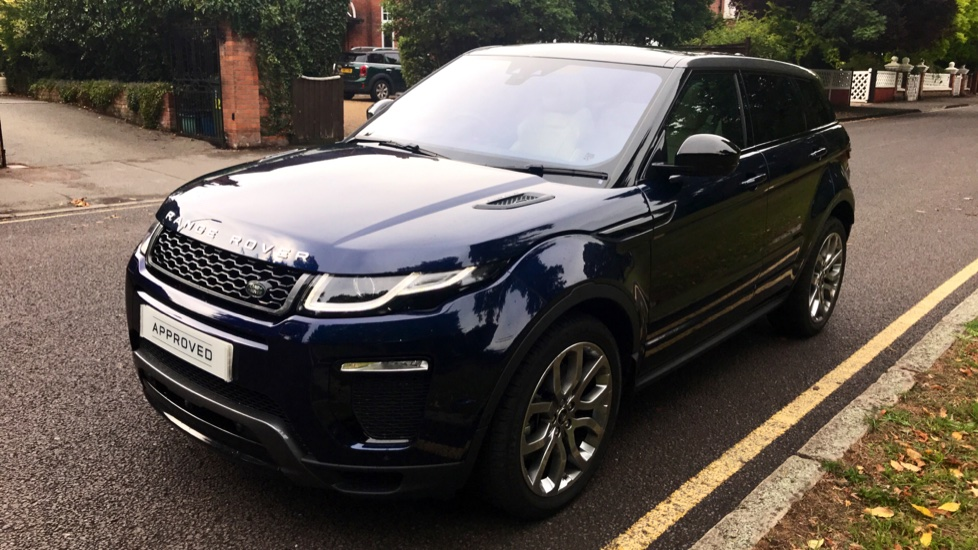 Land Rover Range Rover Evoque 2.0 SD4 HSE Dynamic Lux 5dr - Fixed Panoramic Roof - Privacy Glass - Head Up Display -  image 34