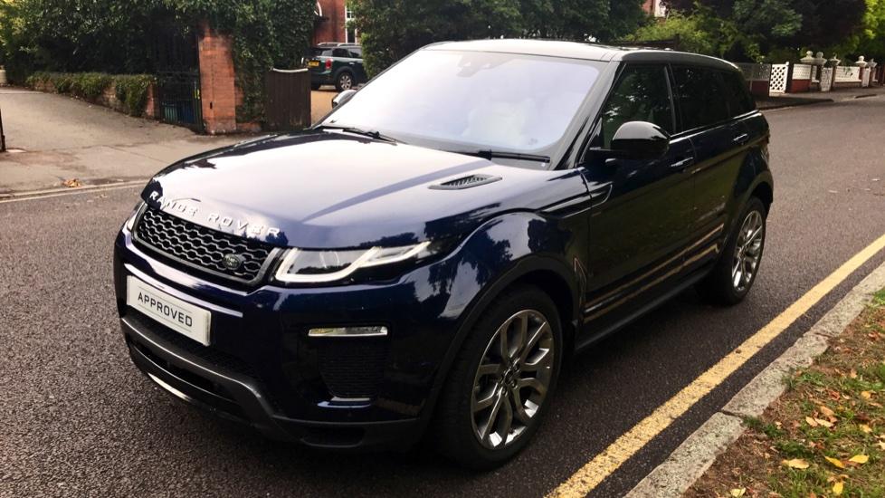 Land Rover Range Rover Evoque 2 0 Sd4 Hse Dynamic Lux 5dr