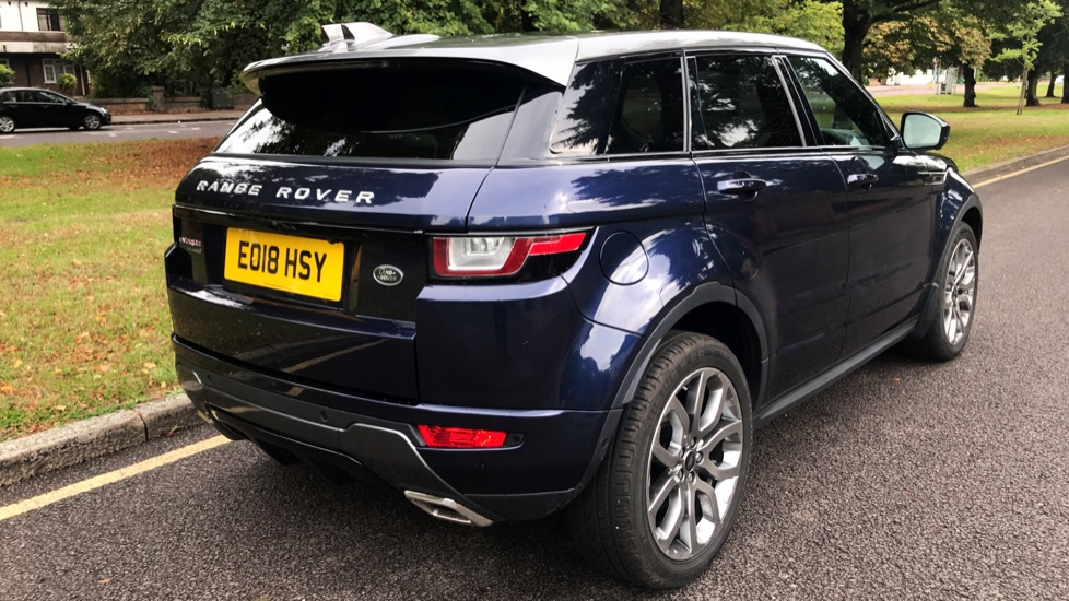 Land Rover Range Rover Evoque 2.0 SD4 HSE Dynamic Lux 5dr - Fixed Panoramic Roof - Privacy Glass - Head Up Display -  image 36