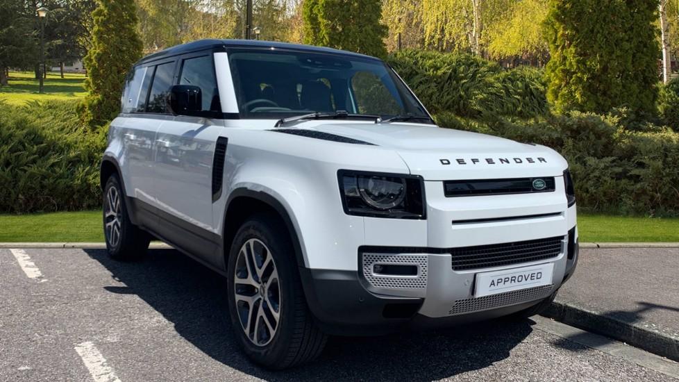 Land Rover Defender 2.0 D240 HSE 110 5dr [7 Seat] Diesel Automatic Estate (2020)