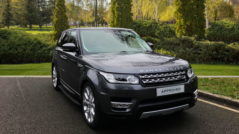 Land Rover Range Rover Sport 3.0 SDV6 HSE 5dr - Privay Glass - SAT NAV - Rear View Camera - Metal Roof - Diesel Automatic Estate (2014) image