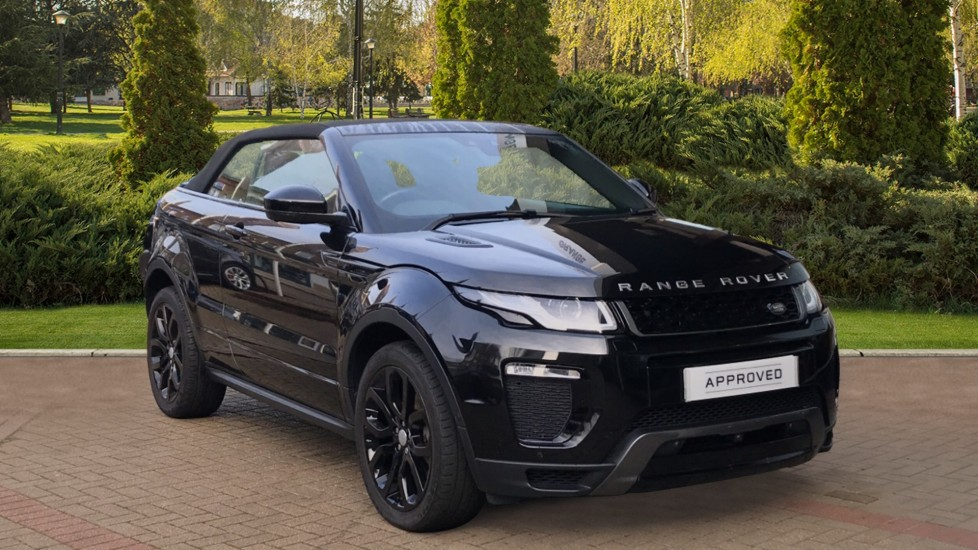 Land Rover Range Rover Evoque 2.0 TD4 HSE Dynamic Lux 2dr Diesel Automatic Convertible (2017)
