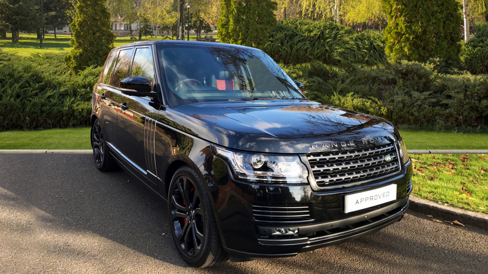 Land Rover Range Rover 5.0 V8 S/C SVAutobiography Dynamic 4dr - Panoramic Roof Automatic 5 door Estate (2017) image