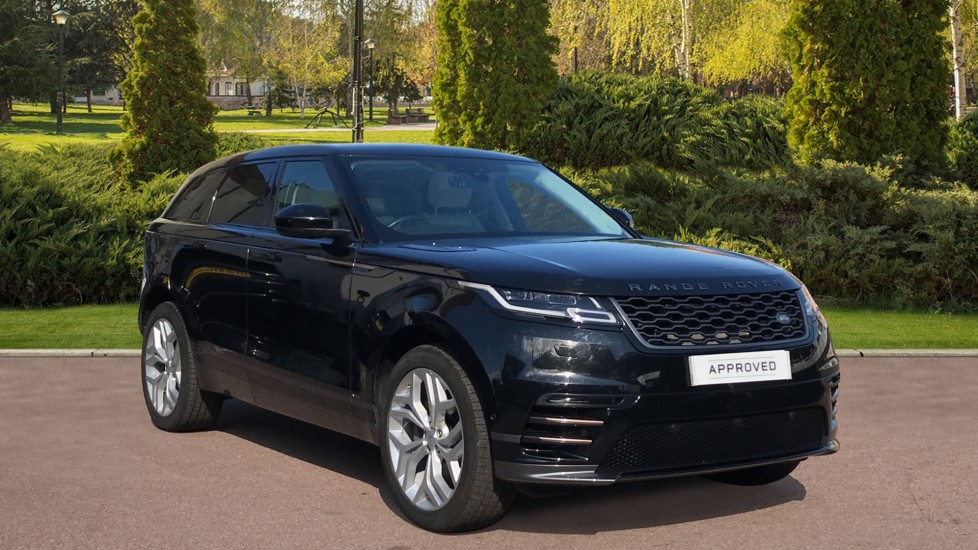 Land Rover Range Rover Velar 2.0 P250 R-Dynamic SE with Panoramic Sunroof and Meridian Surround Automatic 5 door Estate