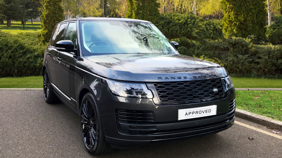 Land Rover Range Rover 3.0 TDV6 Autobiography 4dr - Sliding Panoramic Roof - Privacy Glass -  Diesel Automatic 5 door Estate (2018) image