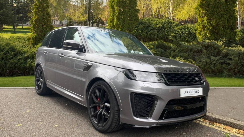 Land Rover Range Rover Sport 5.0 V8 S/C 575 SVR 5dr Automatic Estate (2020)