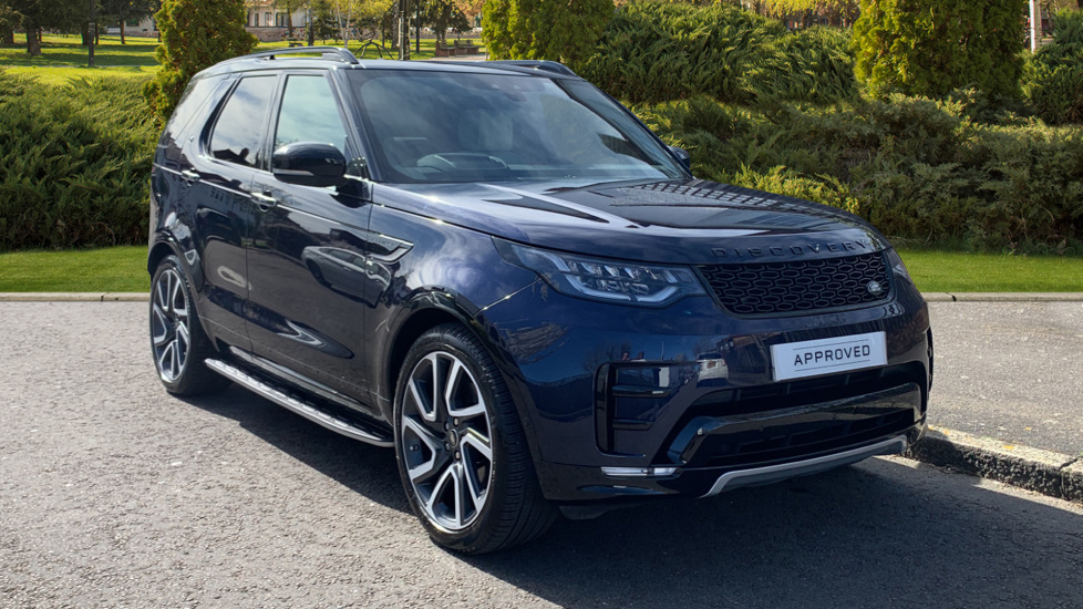 Land Rover Discovery 3.0 SDV6 HSE Luxury 5dr - Sliding Panoramic Roof - Privacy Glass - Head Up Display Diesel Automatic Estate (2020)