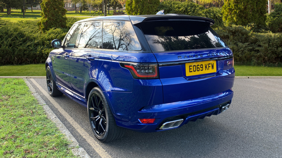 Land Rover Range Rover Sport 5.0 V8 S/C 575 SVR - Sliding Panoramic Roof - Privacy Glass - Head Up Display -  image 2