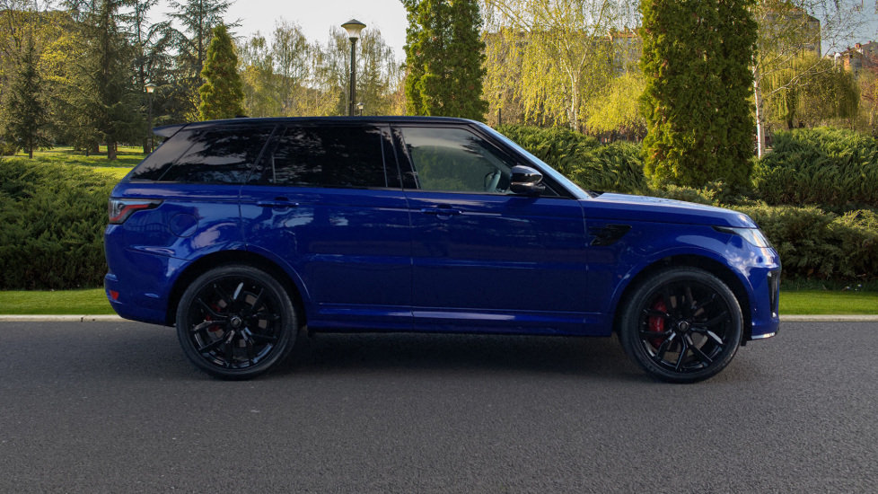 Land Rover Range Rover Sport 5.0 V8 S/C 575 SVR - Sliding Panoramic Roof - Privacy Glass - Head Up Display -  image 5