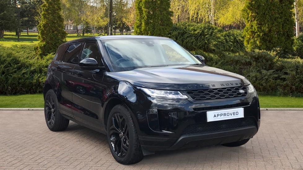 Land Rover Range Rover Evoque 2.0 D150 S 2WD Black Exterior Pack, Privacy glass. Diesel 5 door Hatchback